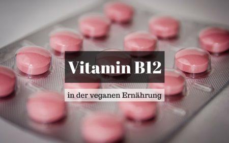 Vitamin B12 in der veganen Ernährung Teaser