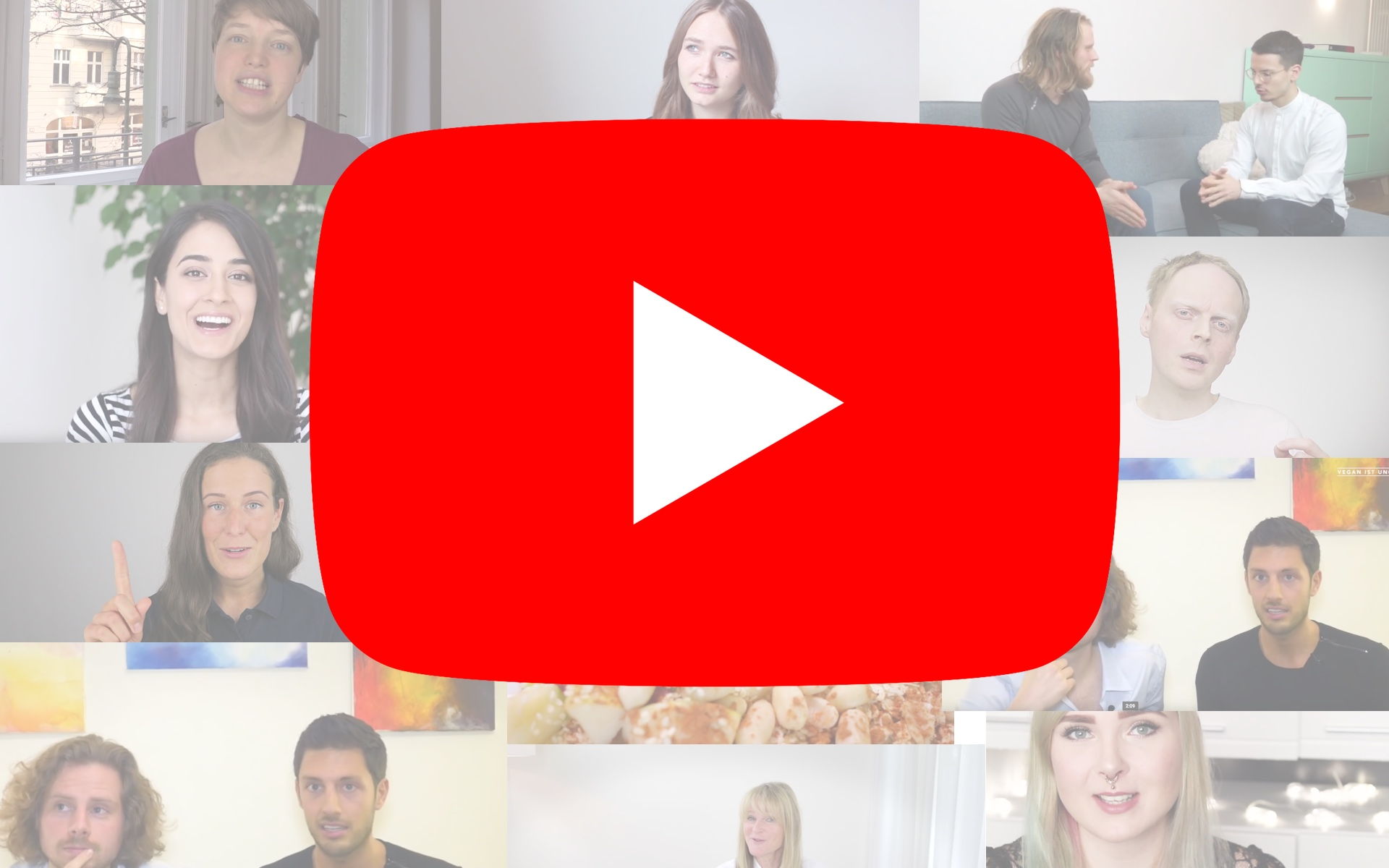 Vegane Youtuber – das sind die 11 besten ohne Schwurbelei