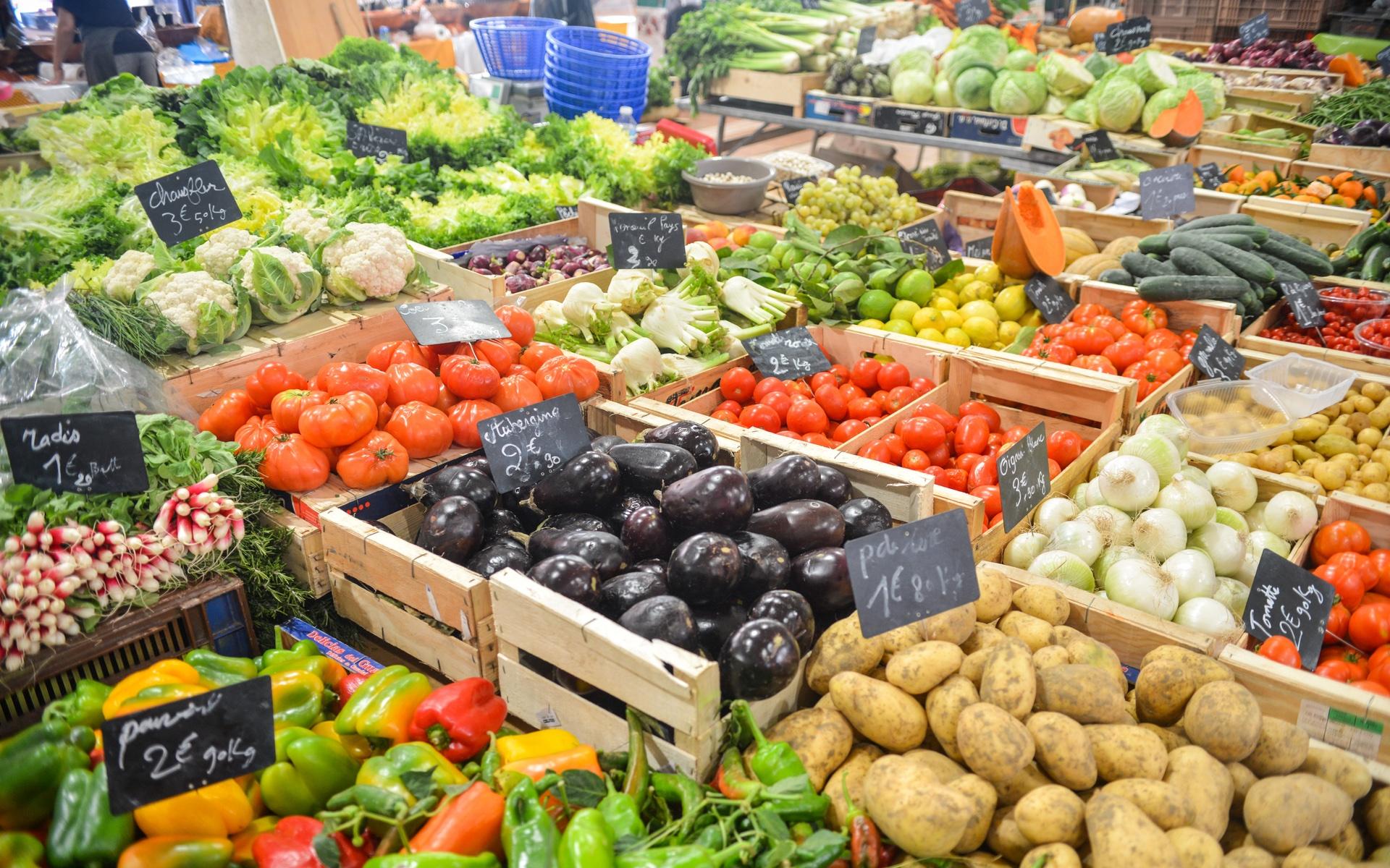 Nutripunk Gemuese Obst Einkaufen Supermarkt Vegan Pexels 5205