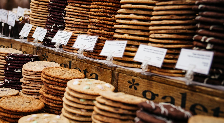 Weihnachtsmarkt Lebkuchen Overload