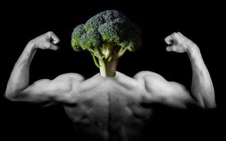 Umstellung auf vegan schwer