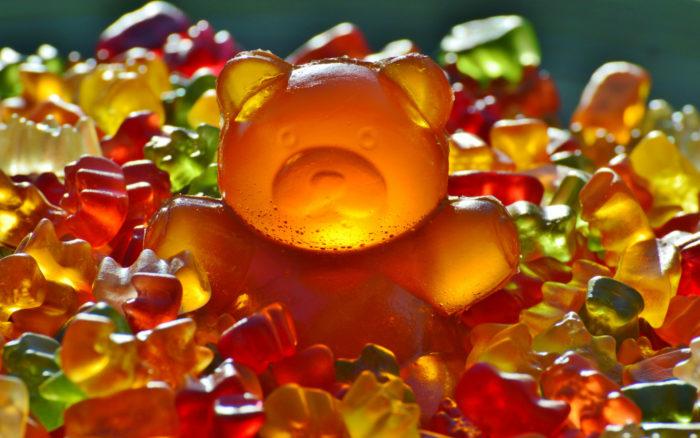 Frucht Gummie Tiere Haribo Pixabay