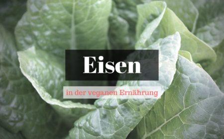 Eisen in der veganen Ernährung Teaser