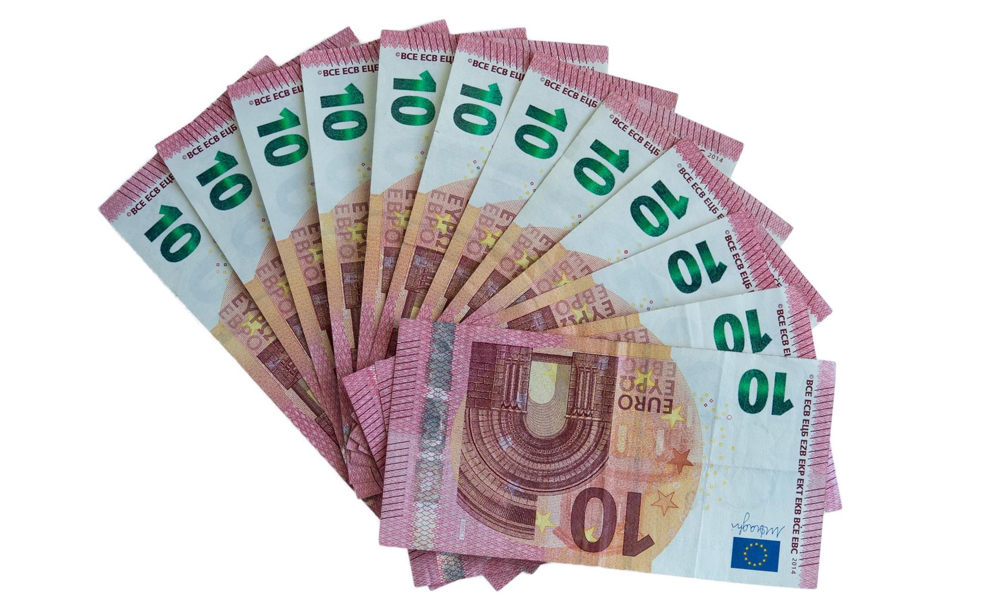 Geld 10 Euro Scheine Pix 3118531