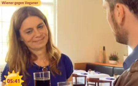 Sarah Wiener gegen Veganer