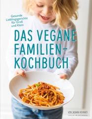 Das vegane Familienkochbuch Buch Cover