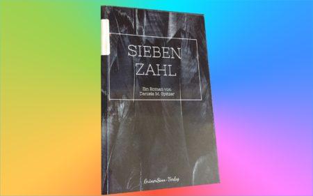 Siebenzahl Roman Buch Front