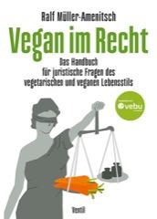 Vegan im Recht Buch Cover