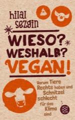 Wieso Weshalb Vegan Buch Cover