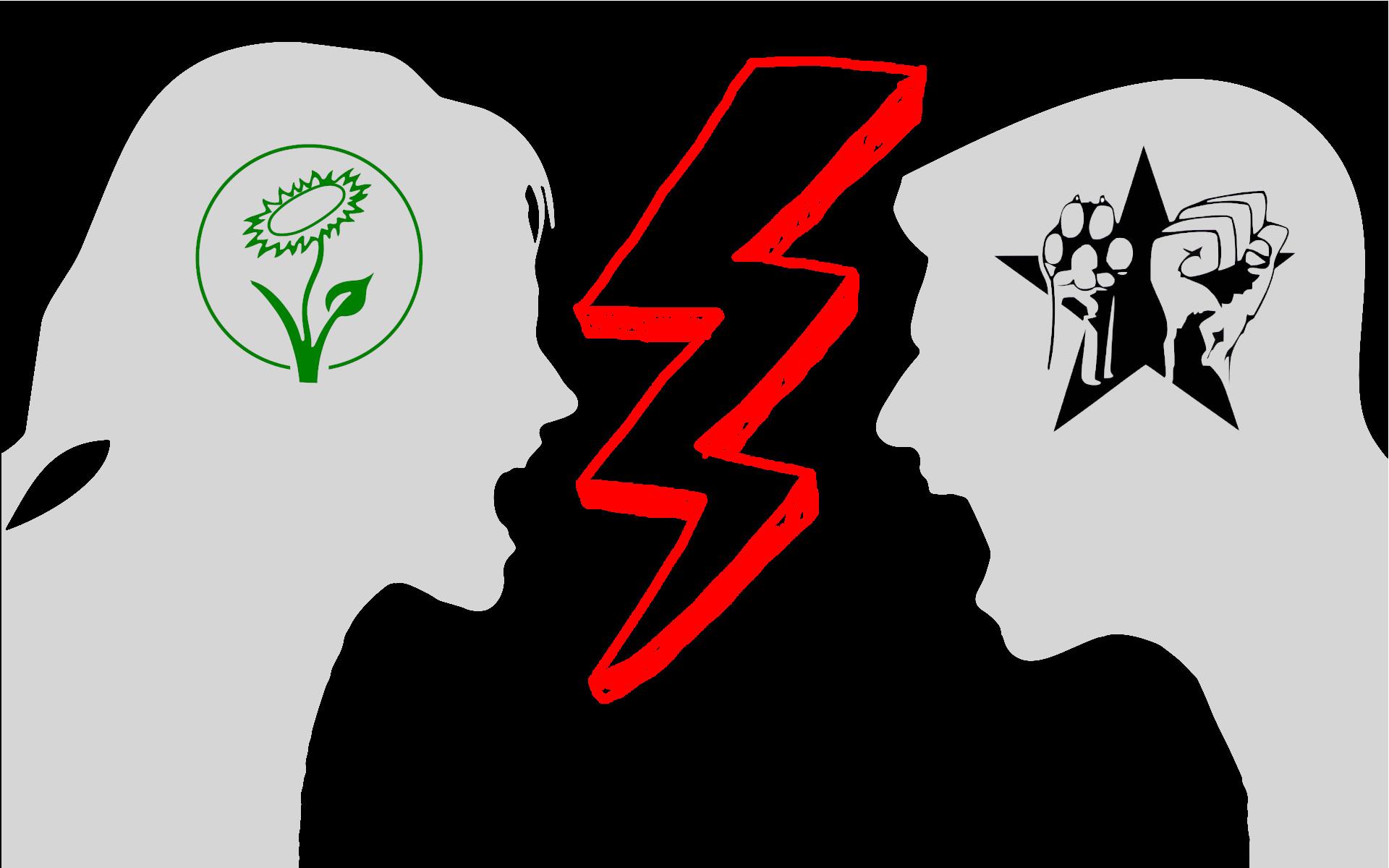 Veganismus – eine kurze Analyse der Szene, wie sie sich selbst zerstört und warum das gut ist