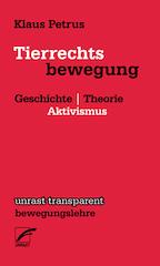 Tierrechtsbewegung Klaus Petrus Buch Cover