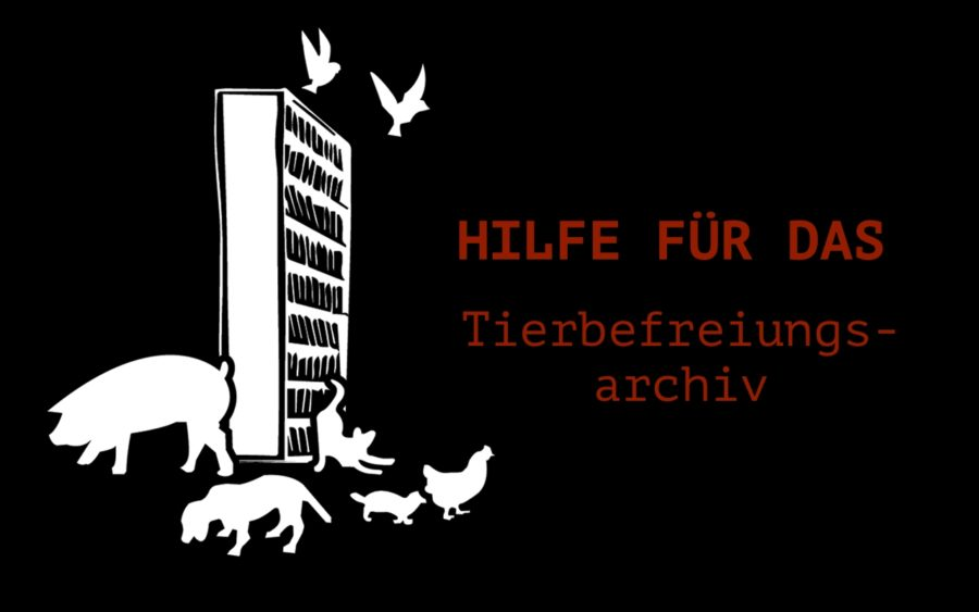 Tierbefreiungsarchiv Crowdfunding
