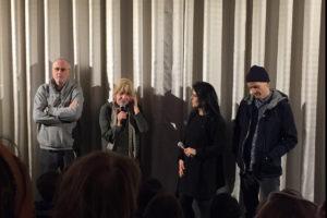 Butenland Premiere Marc Pierschel Jan Gerdes Karin Mueck