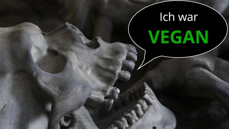 Vegan-Pflanzlich-Ernaehrung-Mangel-Schaedel-Skelett