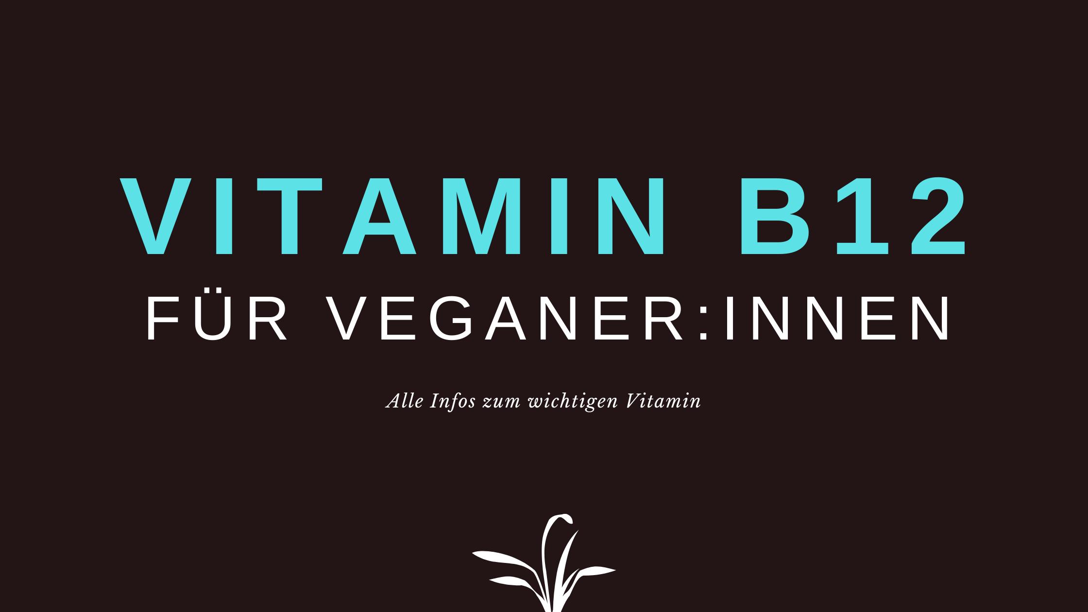 Vitamin-B12 VEgan