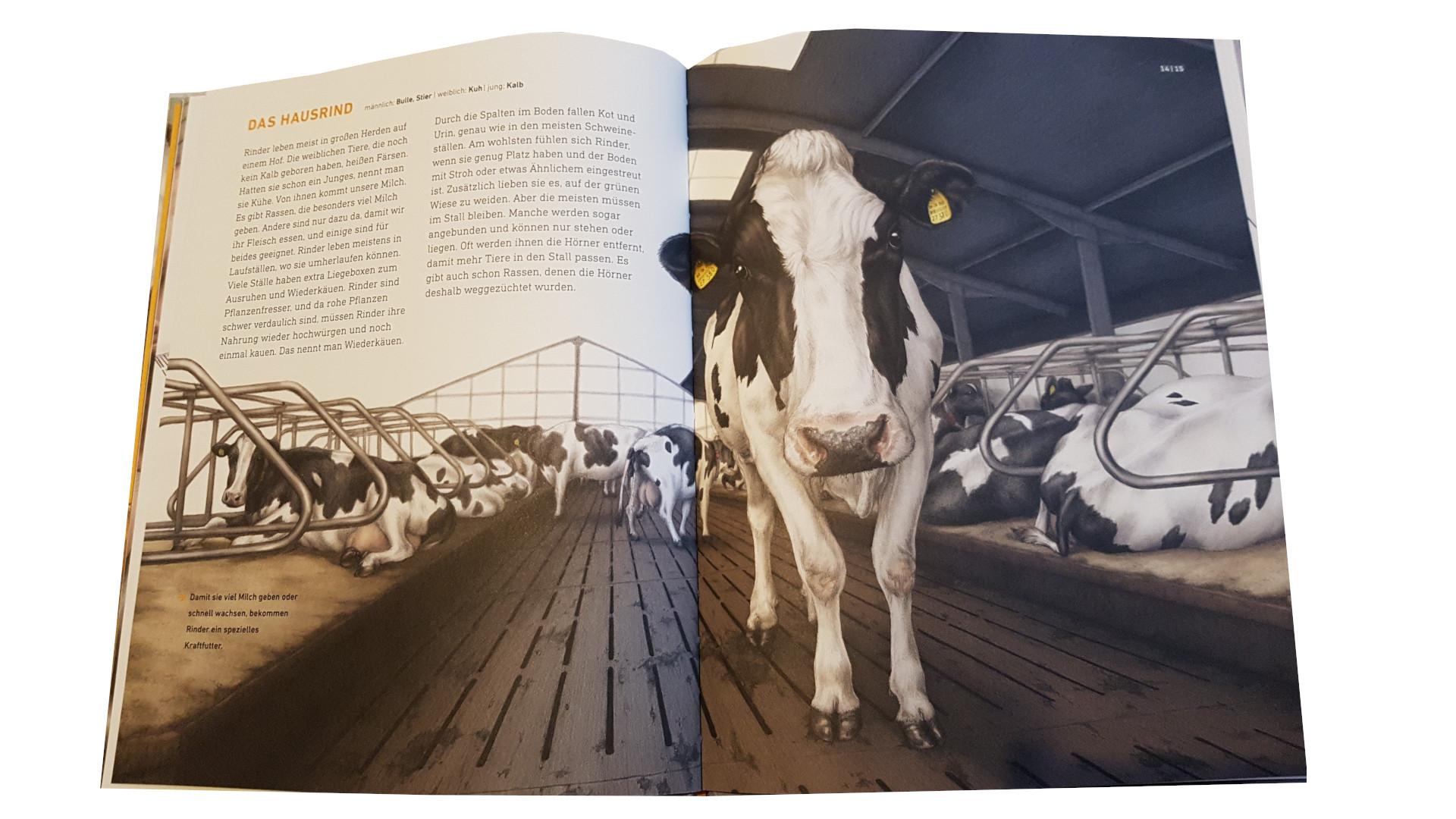 Das Wahre Leben Der Bauernhoftiere Buch 1