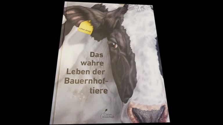 Das Wahre Leben Der Bauernhoftiere Buch Cover Teaser