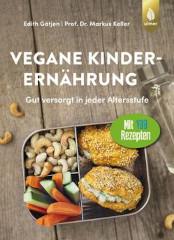 Vegane Kinderernaehrung Titel Markus Keller