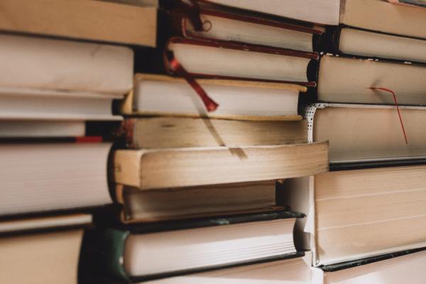 Hier gibt es gebrauchte, vegane Bücher
